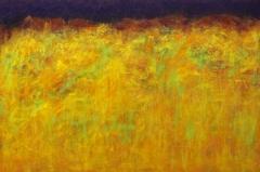 """Molly S. McDonald, """"CA Flowers"""", acrylic, $2,250"""