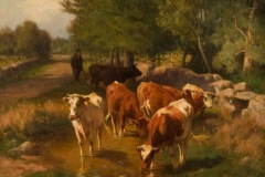 Howe-Pastoral-Scene-1