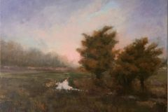 Hopkins_Laura_NewDayGriswoldPoint_oil_18x24_975