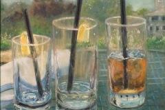 Kurzman_Henie_Summer-Drinks_Pastel_7.7x8.75_350.00