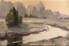 Park_Howard_Tidal-River_oil_12x24_2400