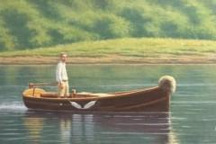 Saporito_Ron_Returning-the-Yaulboat_acrylic