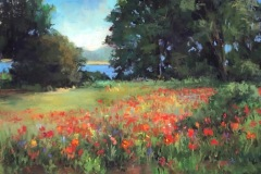 Schirmeier_Beverly_Poppies-Fenwick_Pastel_9x12_575