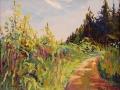 Del Russo Robert Louis White Memorial Land Trust Litchfield CT