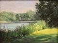 Ivers Christine Hanover Pond Morning