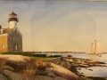 Jennerwein Morgan Point Light