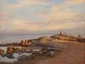 Jositas Susan Evening on the Rocks