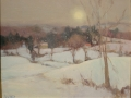 Lussier Barbara snow light on the hills