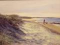 Magner James beach run