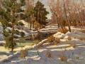 Rogan Michael Winter Morning River
