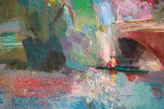 Howlader_Sunil_Kayaker_acrylic_11x14_950