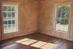 "Stephen Linde, ""Soothing Shadows"", pastel, $1,600"
