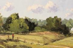 """Howard Park, """"High Street Farm"""", oil, $2,400"""
