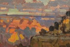 "John C. Traynor, ""Mule Ride"", oil, $3,900"