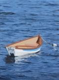 """William Burnham, """"Ahoy!"""", acrylic, 15x12, $625"""