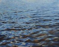 """Melissa Imossi, """"Still Waters Run Deep"""", oil, 24x30, $1,500"""