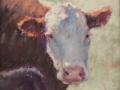 Joann Ballinger, <i>Mom & Baby</i>, pastel,$1,200