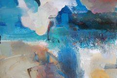 Howlader_Sunil_Blue-house_acrylic_22x30_2800