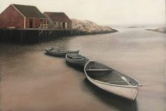 Linde_Stephen_GloucesterDories_oil_12.5x15.5_900