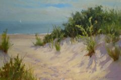 Maiser_Barbara_Path-to-the-Beach_oil_9x12_1000