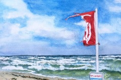 OConnor_Mary_NoSwimming_watercolor_17x21_375