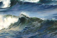 Scoble_Kimberley_Wild-Waves_oil_24x24_1900