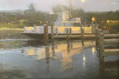 6.-BikbovZufar_Last-Ferry-to-Bellevue_oil_18x24_NFS