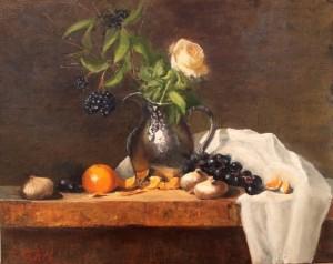 Randie Kahrl, Cipollini Onions and Company,oil,16x20 $895