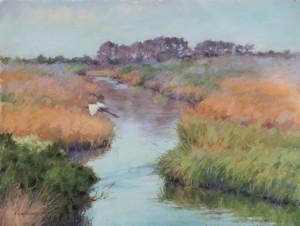 ballinger marsh landscape