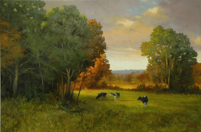Harley Bartlett Autumn Fields 700