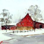 Alan James Watercolor Class